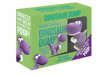 Dinosaur Dump Boxed Set - Book & Toy