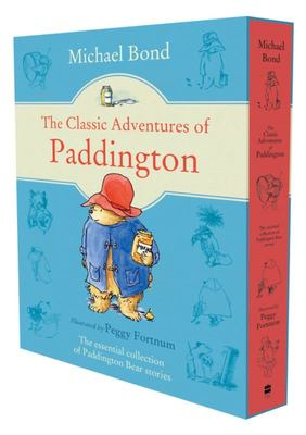 The Classic Adventures of Paddington (Slipcase)