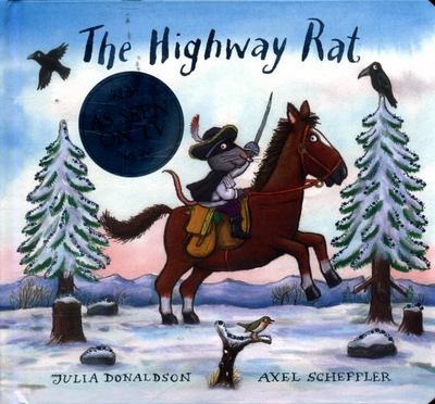The Highway Rat Christmas (Board)