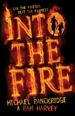 Into the Fire (The Clued-Up Six #5)