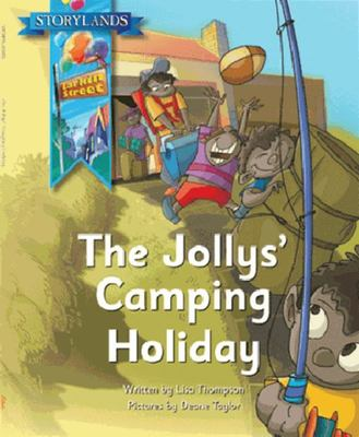 The Jolly's Camping Holiday