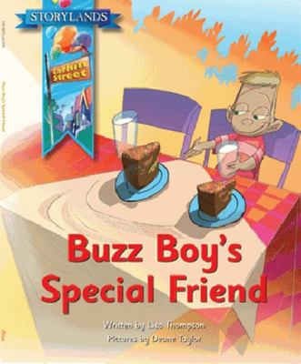 Buzz Boy's Special Friends