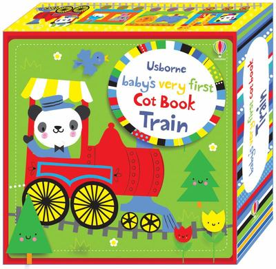 Train (Baby's Very First Cloth Cot Book)