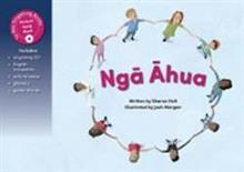 Nga Ahua / Shapes and Body Parts  (Te Reo Singalong with CD #15)