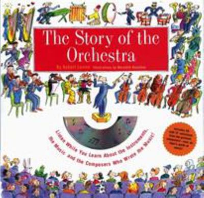 Story of the Orchestra with CD