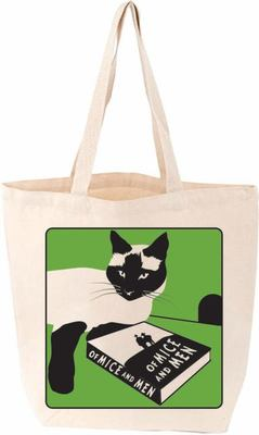 Of Mice and Men Cat Tote