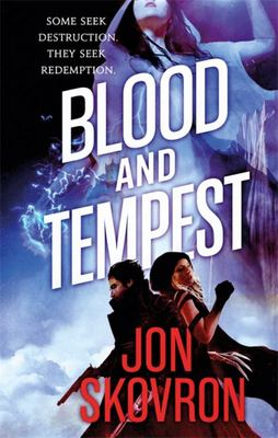 Blood and Tempest : Empire of Storms #3