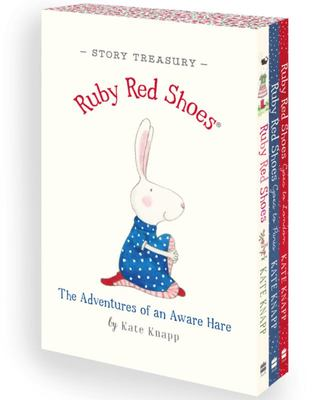 Ruby Red Shoes Story Treasury (3 book slipcase)