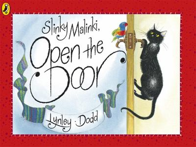 Slinky Malinki Open the Door (PB)