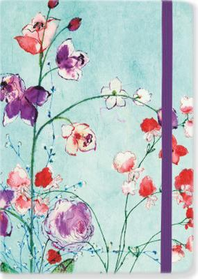Fuchsia Blooms Journal (small)