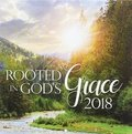 2018 Calendar Large Rooted In God's Grace