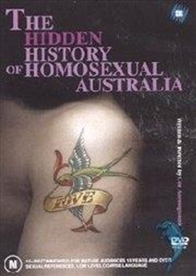 Hidden History of Homosexual Australia Dvd