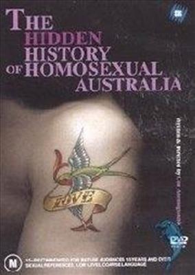 Hidden History of Homosexual Australia Dvd