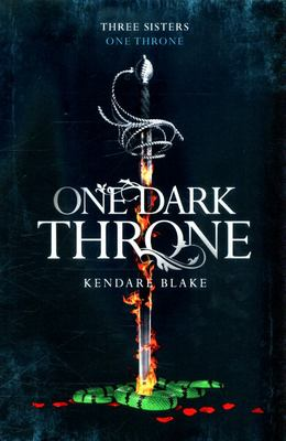 One Dark Throne (#2 Three Dark Crowns)