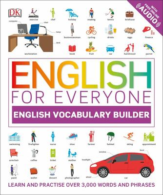 English for Everyone: English Vocabulary Builder + Free Online Audiio