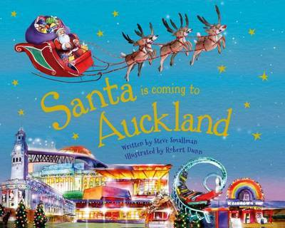 Santa is Coming to Auckland