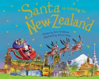 Santa is Coming to New Zealand