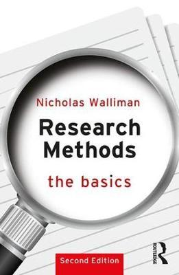 Research Methods: the Basics 2nd Edition