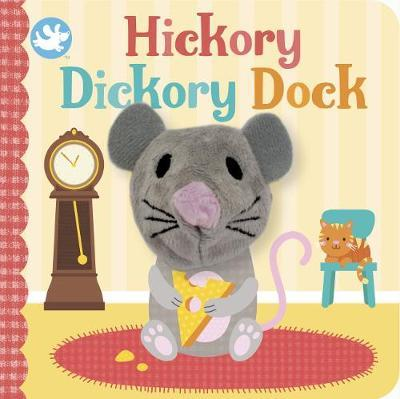 Hickory Dickory Dock (Finger Puppet Book)