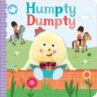 Humpty Dumpty (Finger Puppet Book)