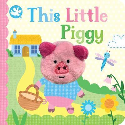 This Little Piggy (Finger Puppet Book)