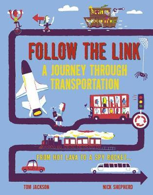 Follow the Link A Journey Through Transportation From Hot Lava to a Spy Rocket
