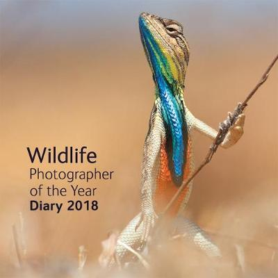 2018 Wildlife Photographer Desk Diary