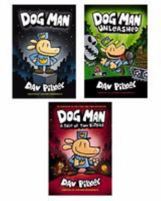 Dog Man Box Set (The Adventures of Dog Man #1-3)