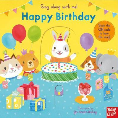 Happy Birthday (Sing Along With Me)