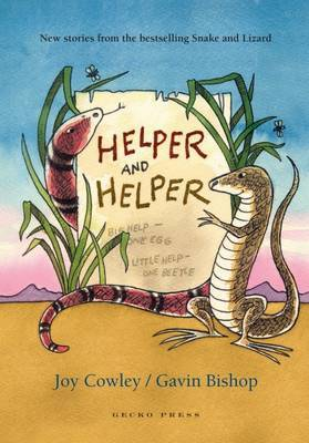 Helper and Helper (Snake and Lizard #3 )