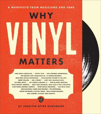 Why Vinyl Matters: A Manifesto from Musicians and Fans