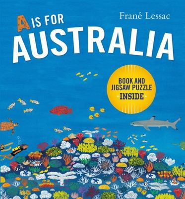A is for Australia (Boxed Set with Jigsaw)