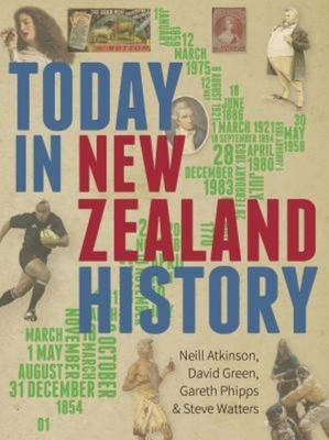 Today in New Zealand History