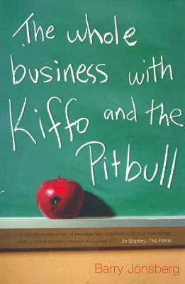 The Whole Business with Kiffo and the Pitbull (Calma #1)