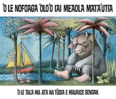 'O le Nofoaga 'olo'o lai Meaola Mata'utia  (Where the Wild Things Are - in Samoan)