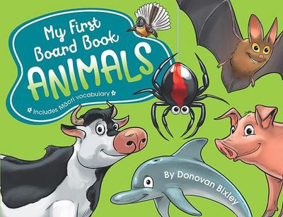 Animals (My First Board Book)