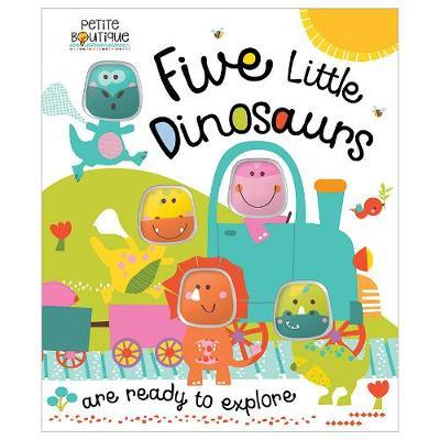 Petite Boutique: Five Little Dinosaurs