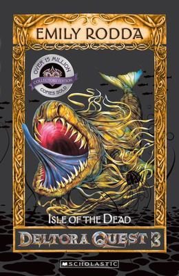 Isle of the Dead (Deltora Quest: Series 3 #3)