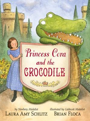 Princess Cora and the Crocodile (HB)