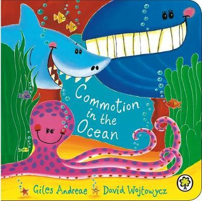 Commotion in the Ocean (Board Book)