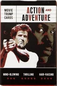 Action and Adventure: Movie Trump Cards