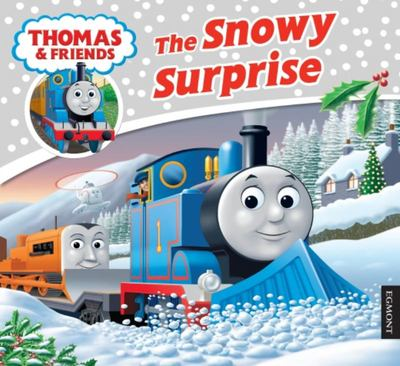 Thomas & Friends: The Snowy Surprise