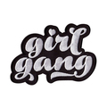 Girl Gang Rules cloth patches