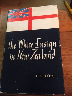 The White Ensign in New Zealand