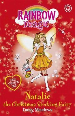 Natalie the Christmas Stocking Fairy (Rainbow Magic Special Edition)