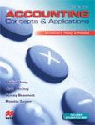 ST164 Accounting Concepts and Applications: Introductory Theory and Practice 4th Ed