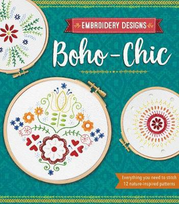 Boho-Chic: Everything You Need to Stitch: 12 Nature-inspired Patterns