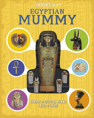 Egyptian Mummy: Unwrap an Egyptian Mummy Layer by Layer! (Inside Out)