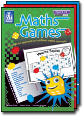 Maths Games Ages 9-10 - RIC-0616