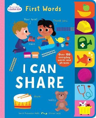 I Can Share: First Words (Start Little Learn Big )